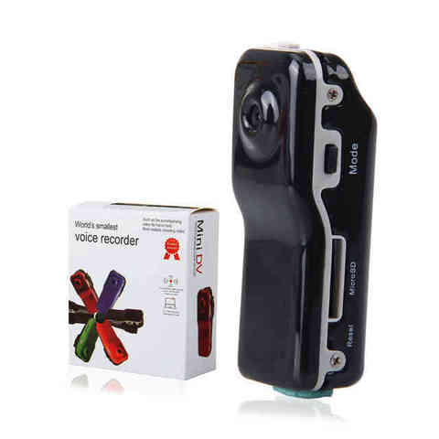 Видеокамера Mini DV MD80