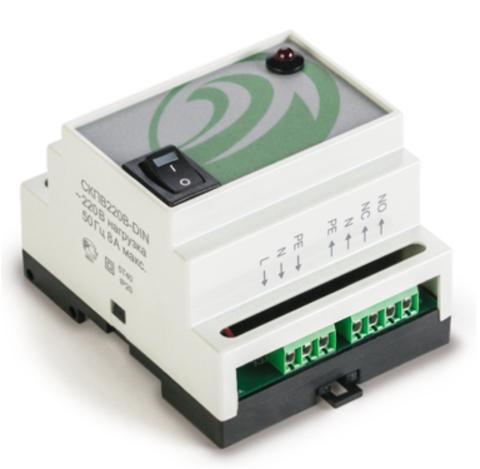 Контроллер Neptun СКПВ220В-DIN