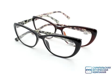 Очки готовые для зрения FABIA MONTI пластик FM767
