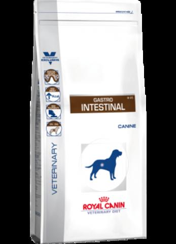 Royal Canin Gastro Intestinal Caninе. Лікувальний корм для дорослих собак.
