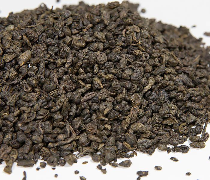 TEA-CH129 Зеленый китайский чай «Ганпаудер» (Люй Чжу, 50 гр)