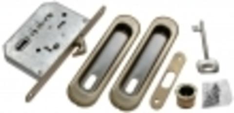 Комплект для раздвижной двери MHS150 L AB