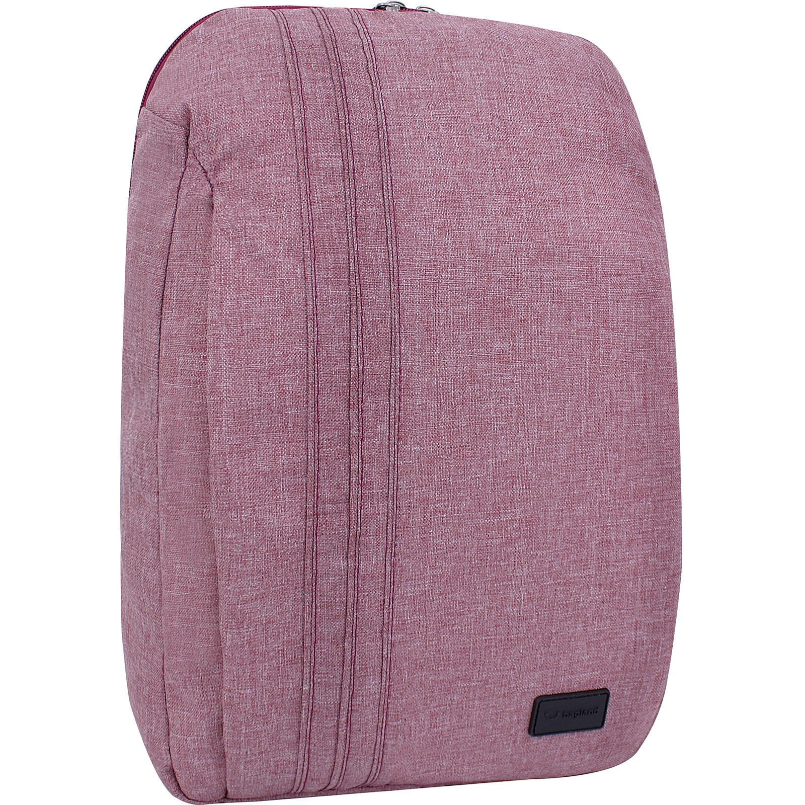 Городские рюкзаки Рюкзак Bagland Hope 13 л. бордо (0058369) IMG_4529.JPG