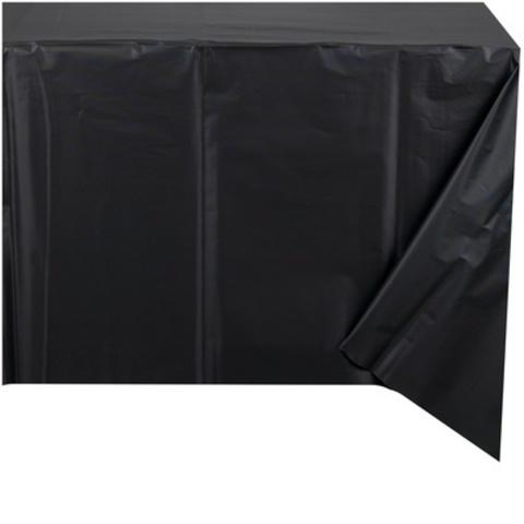 Скатерть Black 1,4х2,75м