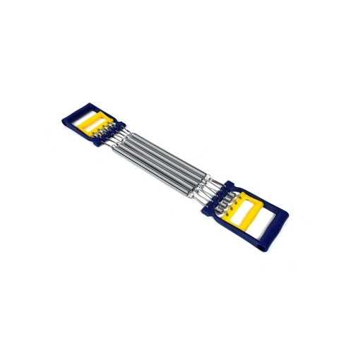 Эспандер плечевой YM-1002 2-функцион.  5 пружин. (39282)