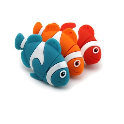 USB-флешка Рыбка синяя