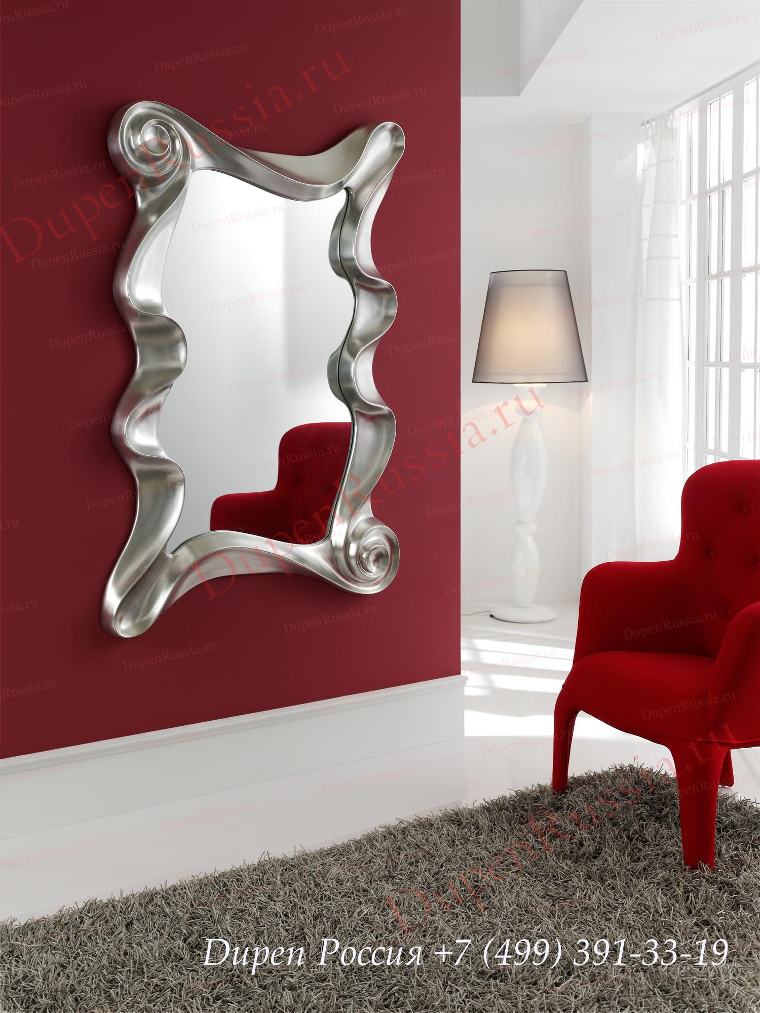 Зеркало DUPEN (Дюпен) PU183Е серебро