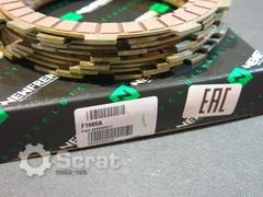 Диски сцепления Newfren Honda CB CBF CBR VFR Triumph Tiger F1665A