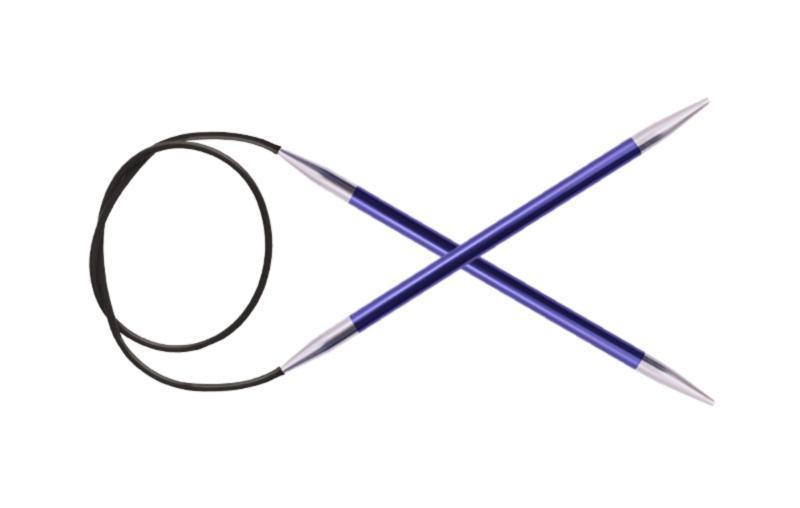 Спицы KnitPro Zing круговые 3.75 мм/40 см 47068