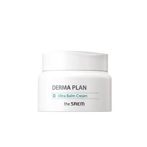 THE SAEM DERMA PLAN Крем-бальзам для чувствительной кожи DERMA PLAN Ultra Balm Cream 60мл