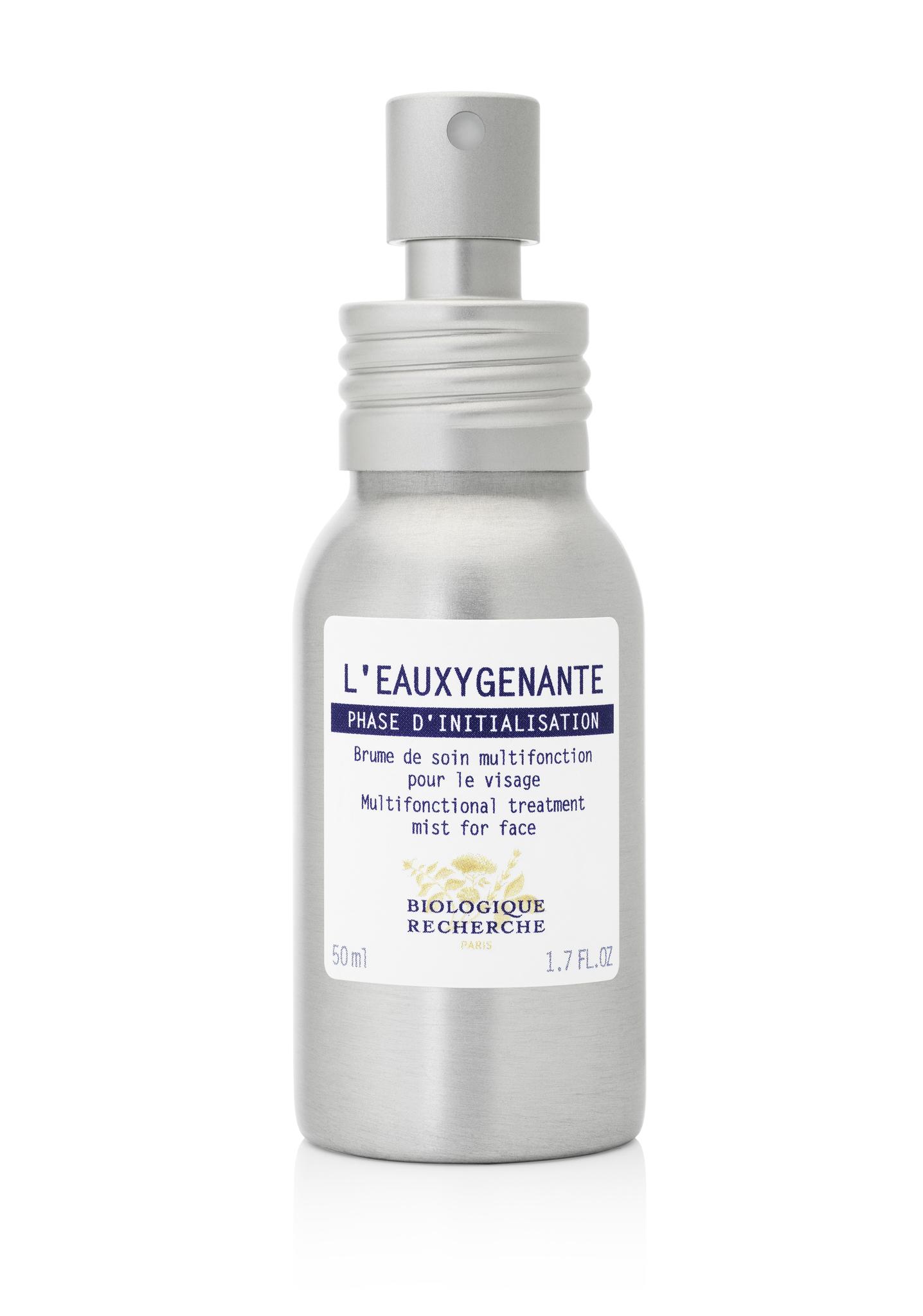 Туман мультиактивный для лица BIOLOGIQUE RECHERCHE L'Eauxygenante 50 мл
