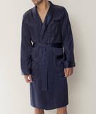 Шелковый халат мужской Zimmerli