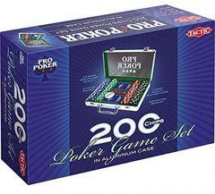 Pro Poker Alu suit case 200