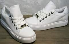 Кеды для женщин Molly shoes 557 Whate