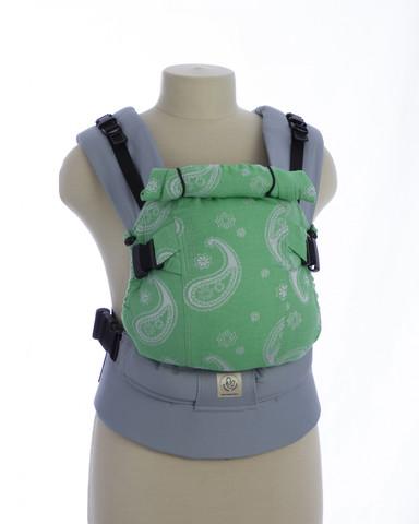 Эрго-рюкзак Мини-люкс мята зеленый