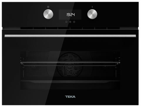 Компактный духовой шкаф TEKA HLC 8400 NIGHT RIVER BLACK