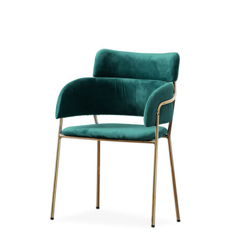 Стул-кресло Sophia by Light Room (зеленый)