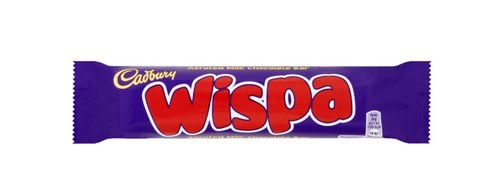 Шоколадный батончик Cadbury Wispa