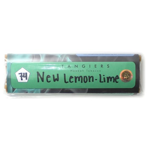 Табак для кальяна Tangiers Birquq (зеленый) 74 New Lemon-Lime