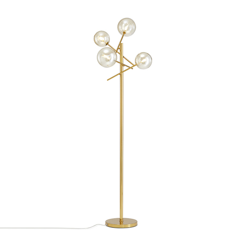 Напольный светильник копия Bolle by Gallotti & Radice