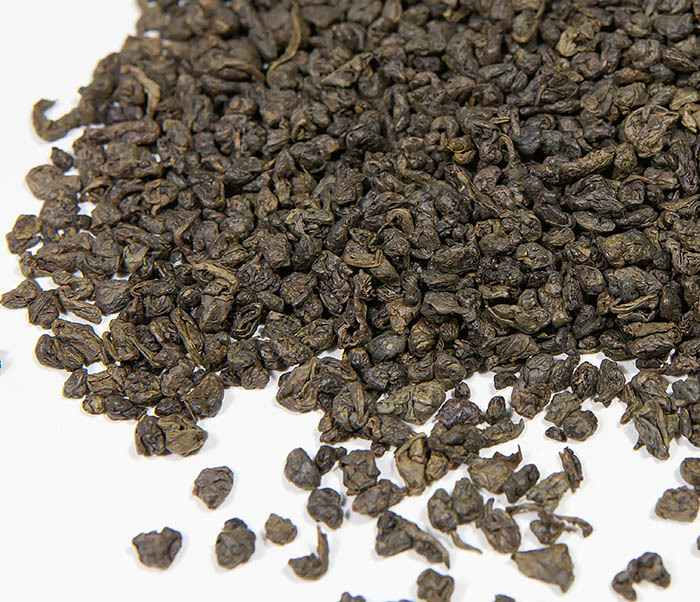 TEA-CH129 Зеленый китайский чай «Ганпаудер» (Люй Чжу, 50 гр) фото 04