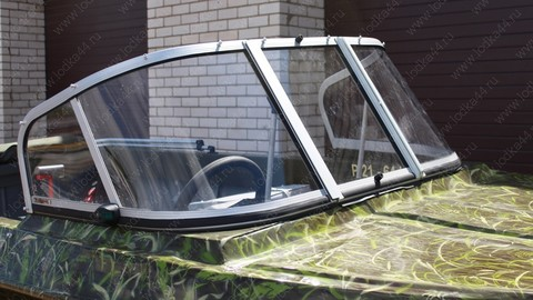 Ветровое стекло «Элит-А» для лодки «Крым (до 1990 г.в.)»
