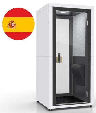 Офисная телефонная будка STUDIOBRICKS HOLA