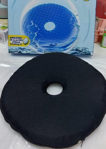 Гелевая подушка на сидение Round seat gel cushion