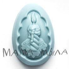 Форма для мыловарения Яйцо/Свеча
