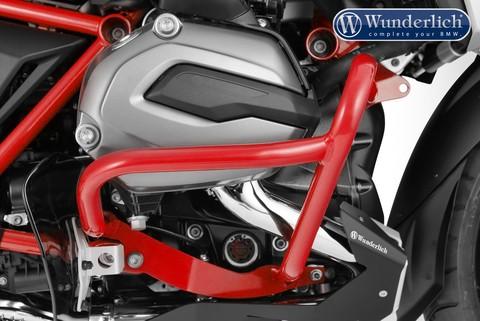 Защитные дуги двигателя BMW R 1200 GS/R/RS LC, красные
