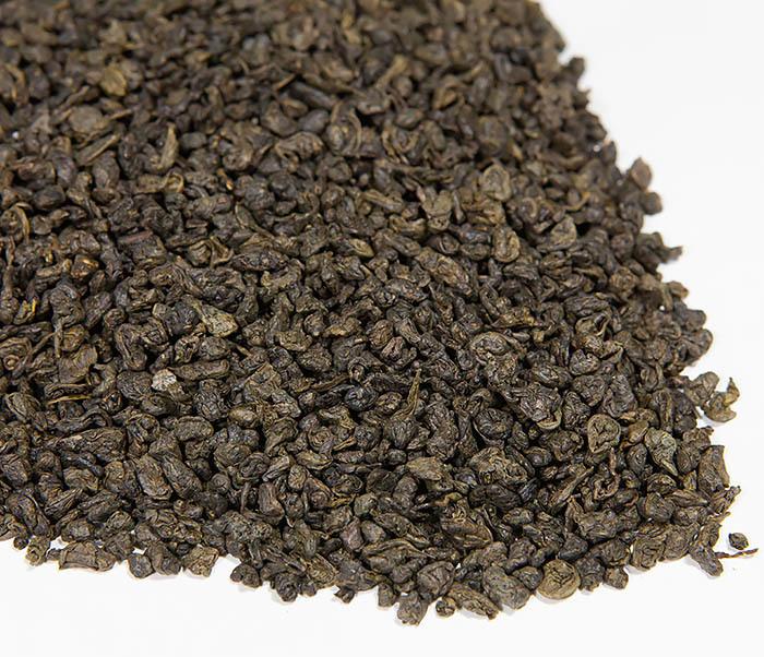 TEA-CH129 Зеленый китайский чай «Ганпаудер» (Люй Чжу, 50 гр) фото 05