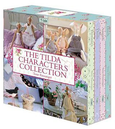 The Tilda Characters Collection: WITH Birds AND Bunnies AND Angels AND Dolls (Тильда)