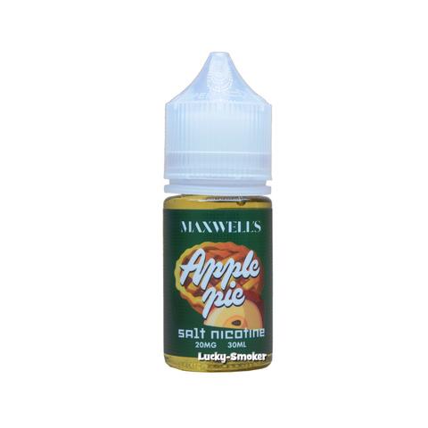 Жидкость Maxwells Salt Nicotine 30 мл Apple Pie