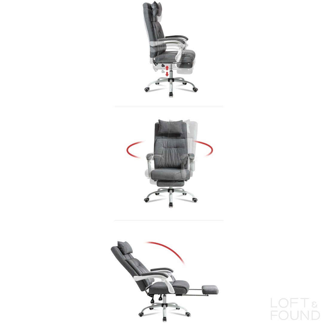 Рабочее кресло Andrew