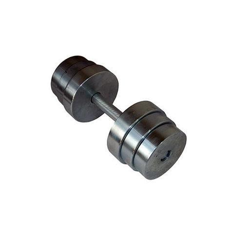 ES-0351 Гантель разборная 20кг (металл) (ЕвСп) (ES-0351 20кг евро)