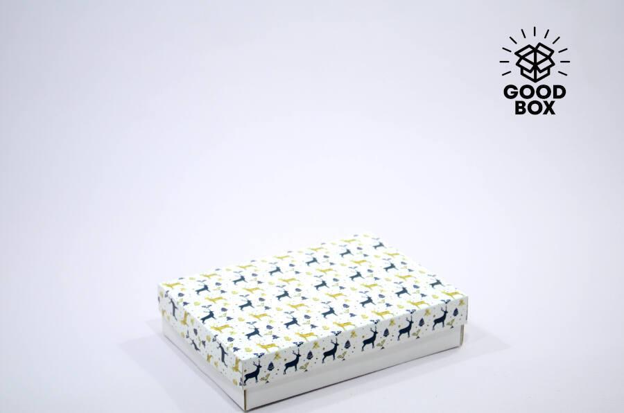 Новогодние коробки оптом