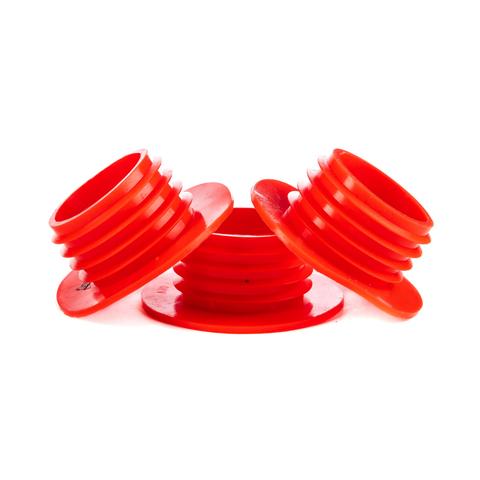 Уплотнитель колбы Hype Красный