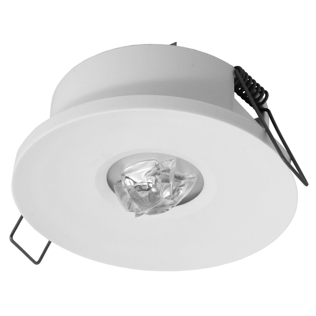 Встраиваемые светодиодные аварийные светильники IP65/20 или IP20 для коридоров AXP Awex