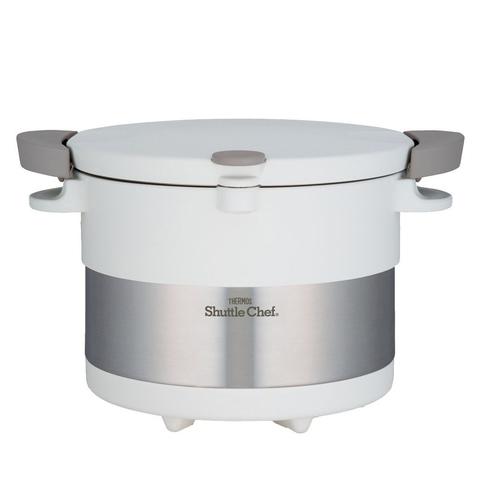 Термокастрюля Thermos KBC-3000 (3 литра), белая