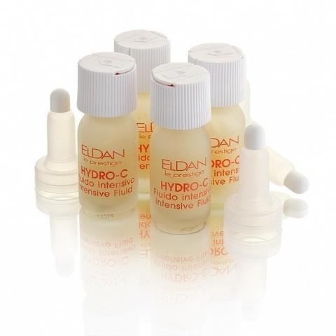 Eldan Hydro C intensive fluid, «Гидро С» интенсивная жидкость, 4X7 мл.