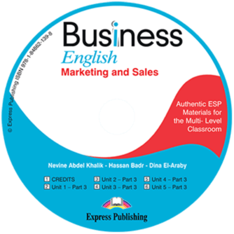 Business English Marketing and Sales Class Audio CD. Аудио CD для работы в классе