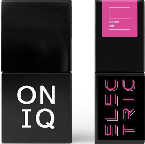Гель-лак ONIQ неоновый Pink