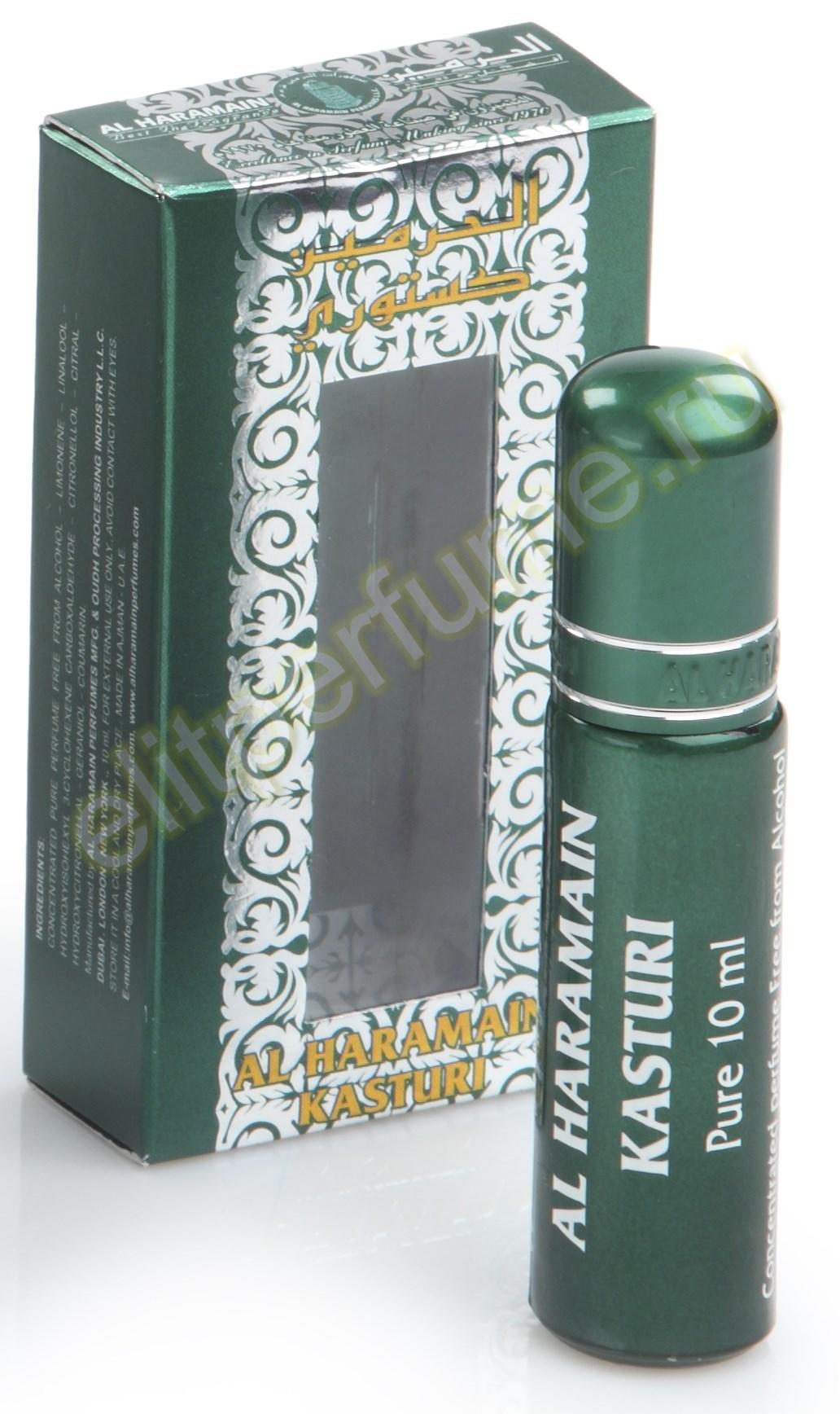 Аль Харамайн Кастури Al Haramain Kasturi 10мл арабские масляные духи от Аль Харамайн Al Haramain Perfumes