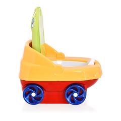 Пластиковый горшок детский музыкальный «Melody» CM140