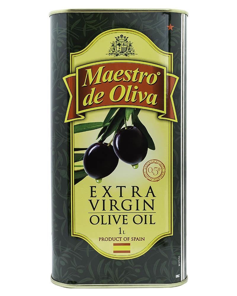 Оливковое масло Maestro de Oliva Экстра Вирджин 1л