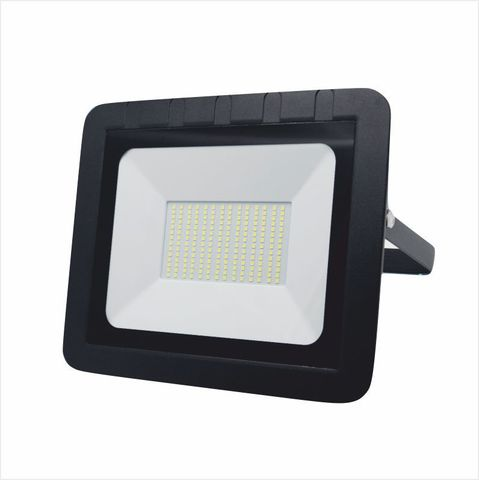 Прожектор светодиодный LEEK LE FL SMD LED7 200W CW BLACK