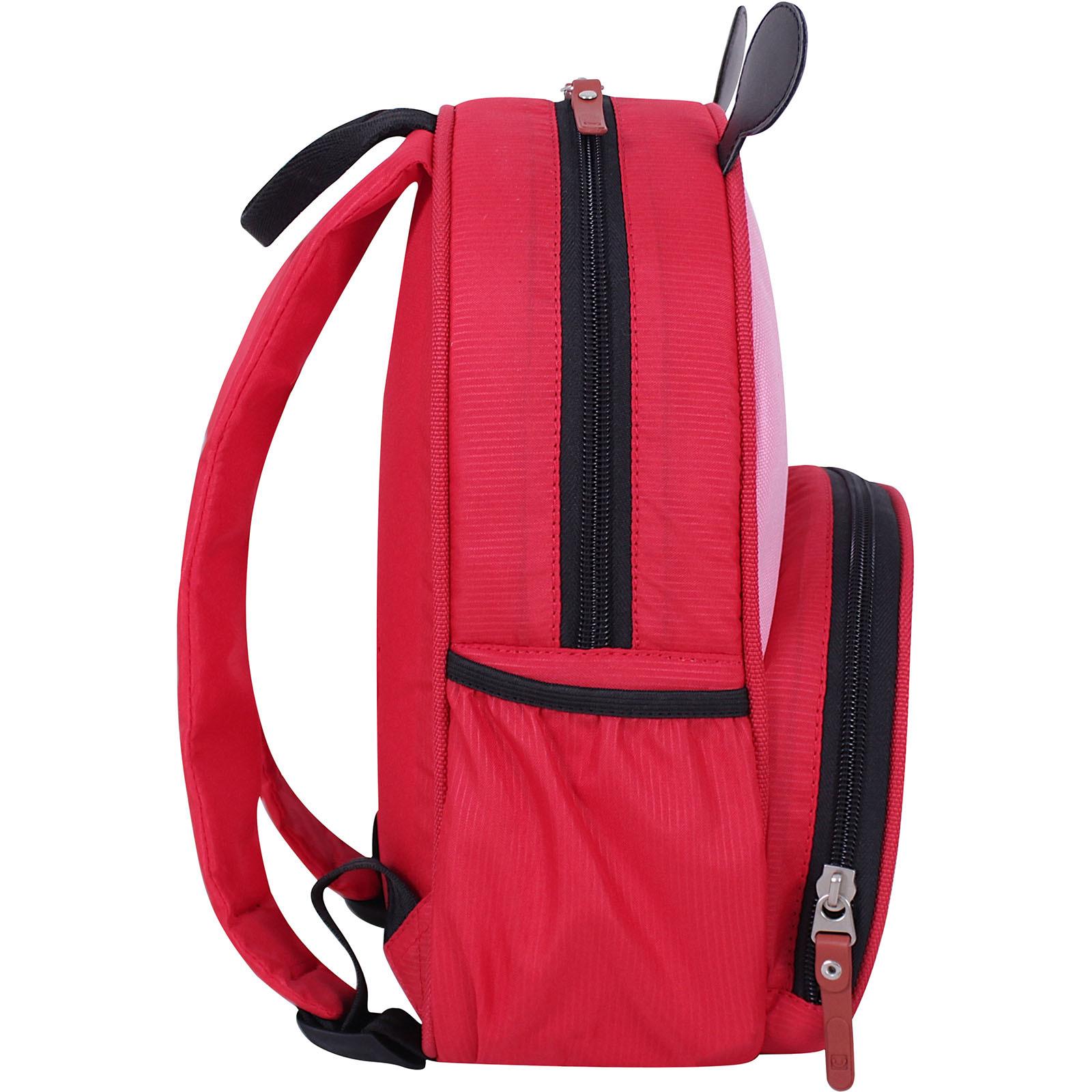 Рюкзак Bagland Bee 5 л. Красный (0052115) фото 2