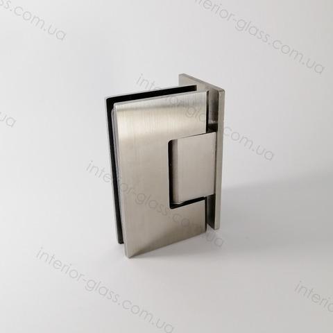 Петля душевая к стене HDL-305 BF SSS нержавеющая сталь