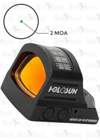 Holosun HE407C-GR X2 Reflex Sight
