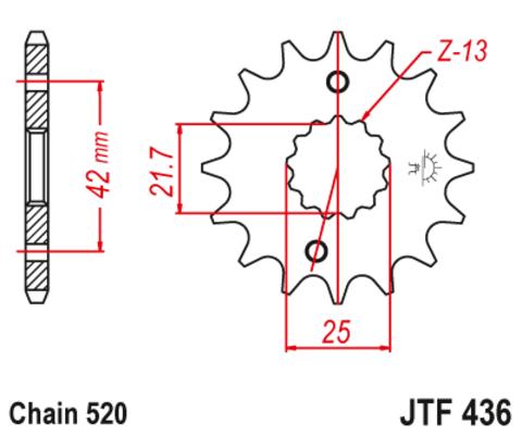 JTF436